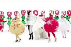 H&M Christmas advert ft. Bjorn the Polar Bear